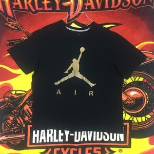 Nike Mike Michael Jordan Air Jump Man Tee Shirt